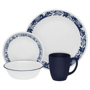 Livingware™ True Blue 16-pc Dinnerware Set