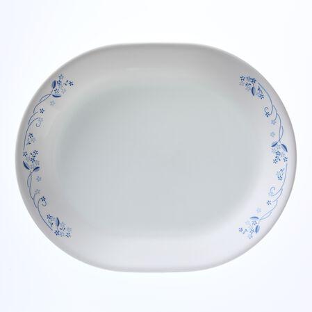 "Livingware™ Provincial Blue 12.25"" Serving Platter"