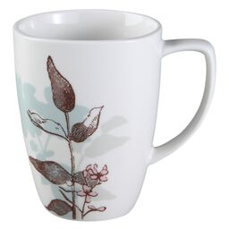 Square™ Twilight Grove 12-oz Porcelain Mug