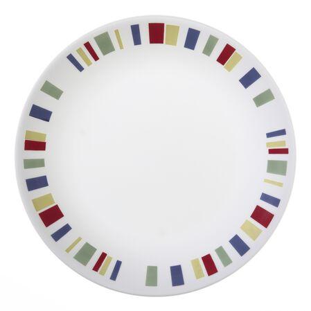 """Livingware™ Memphis 8.5"""" Plate"""