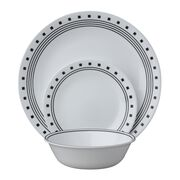 Livingware™ City Block 18-pc Dinnerware Set