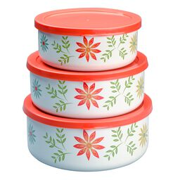 Coordinates® Happy Days 6-pc Bowl Set