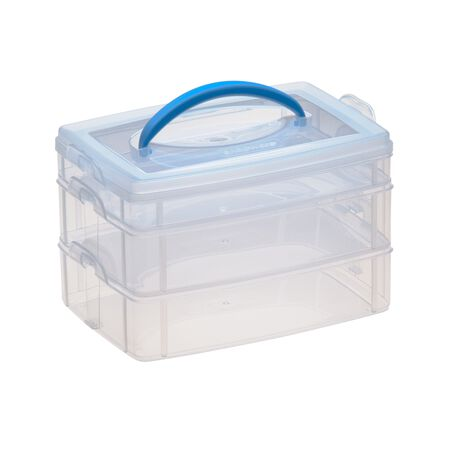 "Snap 'N Stack® 3 Layer Home Storage 6"" x 9"""
