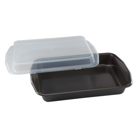"Signature™ 9"" x 13"" Oblong Cook N' Carry Pan"