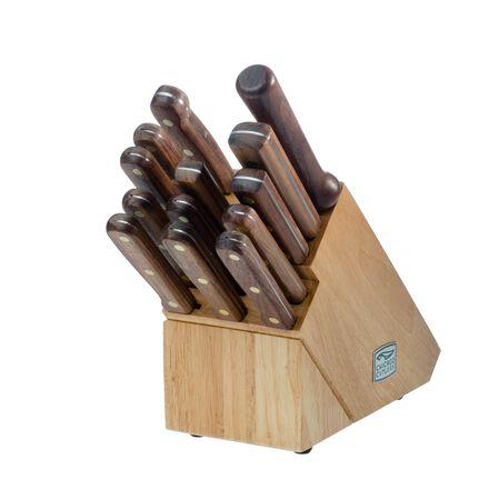 Walnut Tradition® 14-pc Block Set