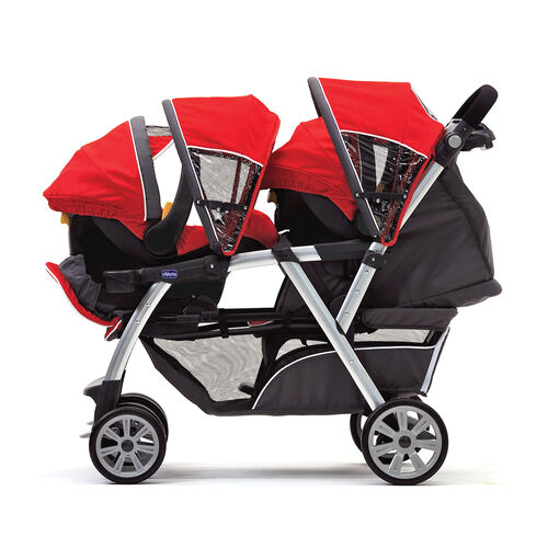 making family travel easier with seats strollers