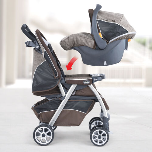 Chicco Chicco Cortina Magic Stroller Solare