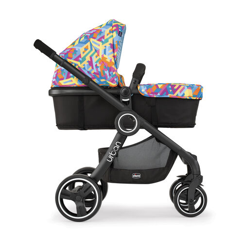 Chicco | Chicco Urban Stroller - Itty Bitty City by Kate Moross
