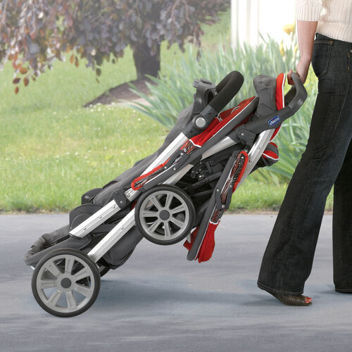 Chicco Chicco Cortina Together Double Stroller Romantic