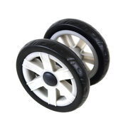 Cortina Stroller Front Wheel Assembly in