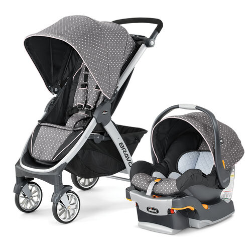 how to open chicco keyfit stroller