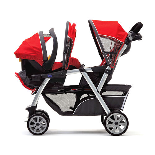 chicco chicco cortina together stroller ombra. Black Bedroom Furniture Sets. Home Design Ideas