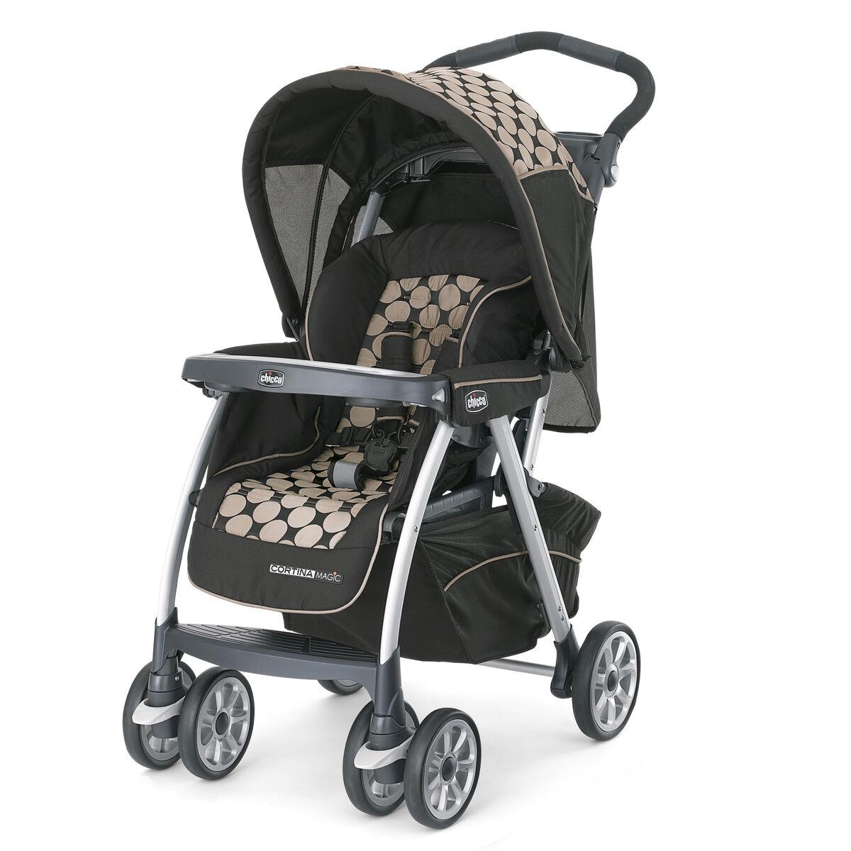 Chicco Chicco Cortina Magic Stroller Solare
