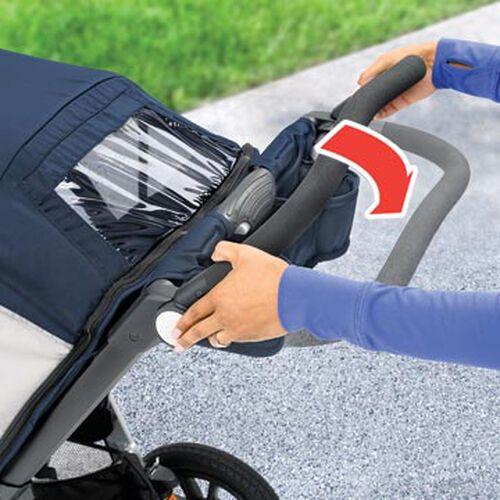 Chicco | Activ3 Jogging Stroller - Snapdragon