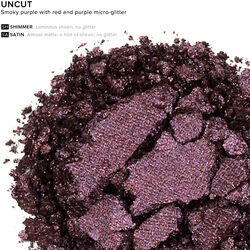 Eyeshadow in color Uncut