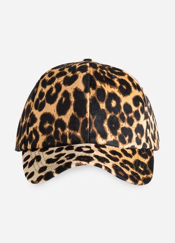 Leopard Baseball Hat