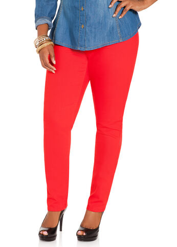 Red Sun Jegging