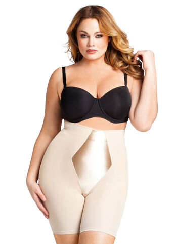 Flexees Easy Up Thigh Slimmer (3X - 4X)