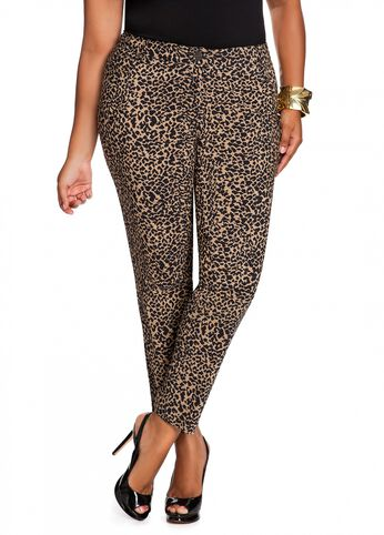 Animal Ankle Pant
