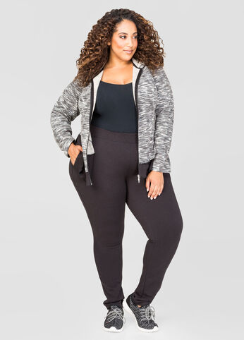French Terry Active Pant