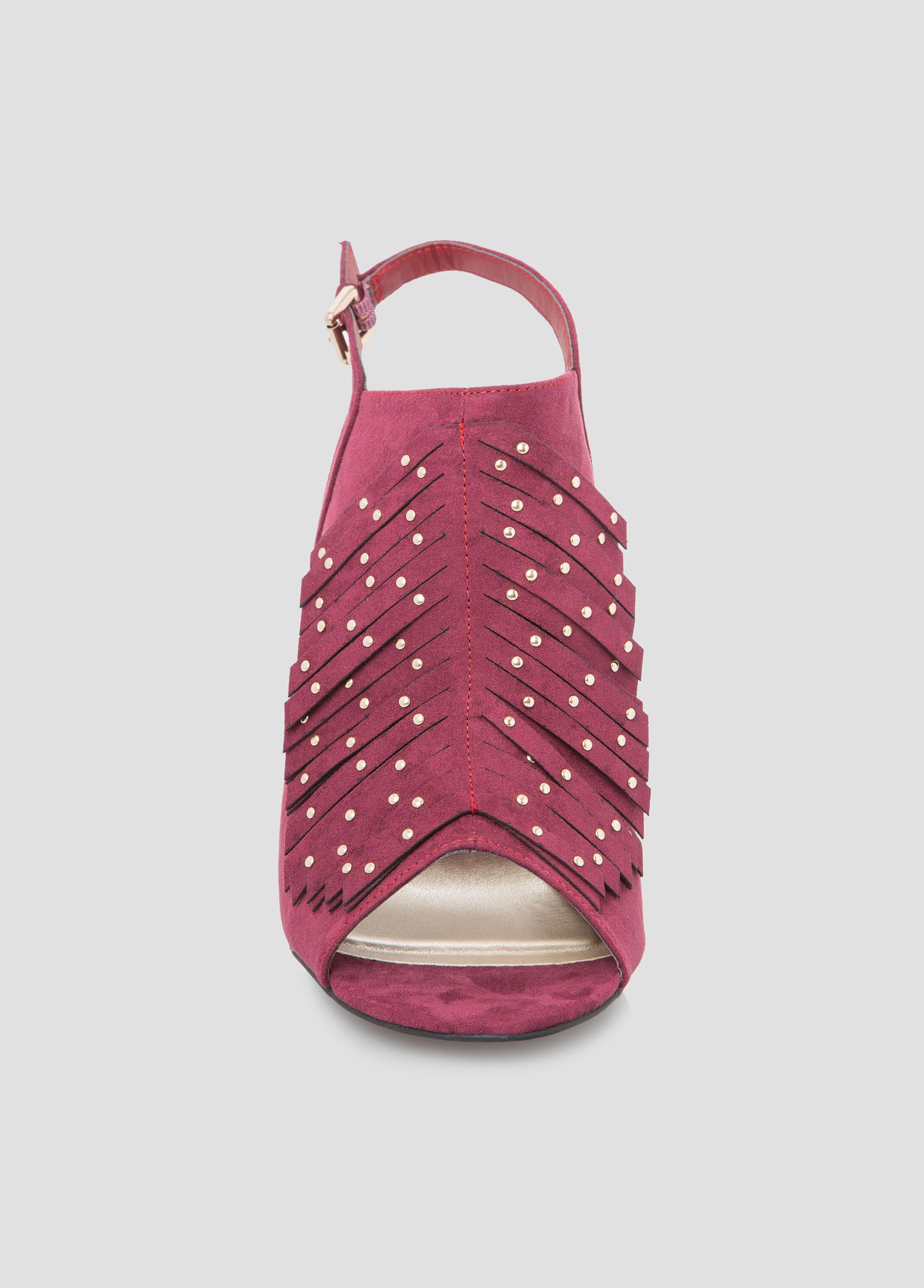Wide Width Pink Heels