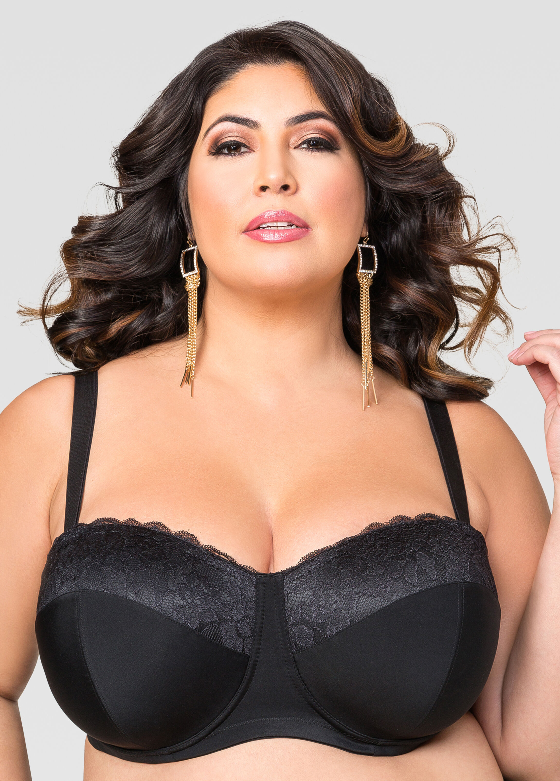 Buy Extra Large Extended Size Bras - Ashley Stewart