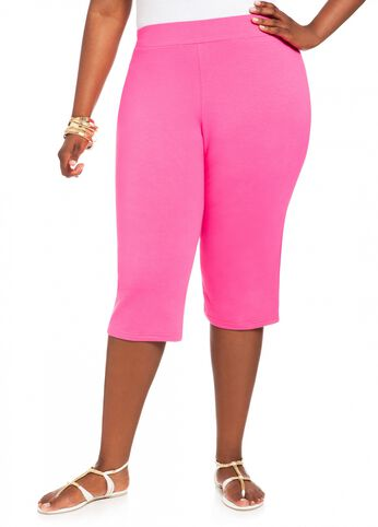 Yoga Active Capri Pant