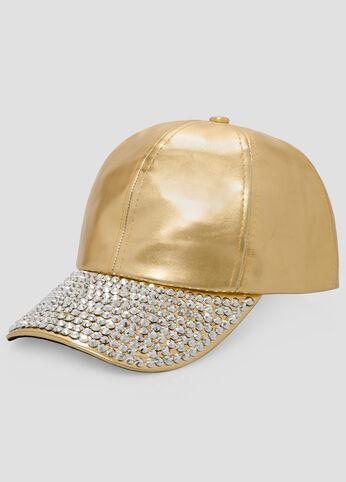 Embellished Baseball Cap