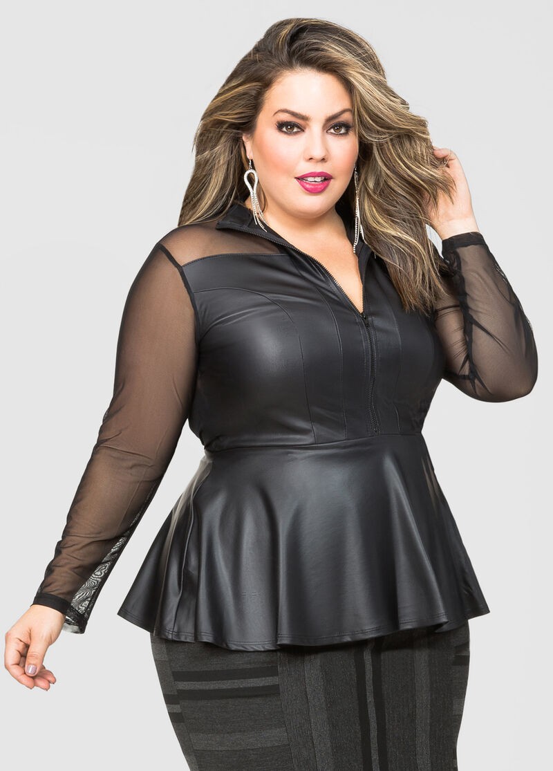 Recommended This Shopping store for many Assess far more solution and data Get more data City Chic Mesh Love Peplum Top (Plus Size) Assess far more solution and data Get more data City Chic Mesh Love Peplum Top (Plus Size).