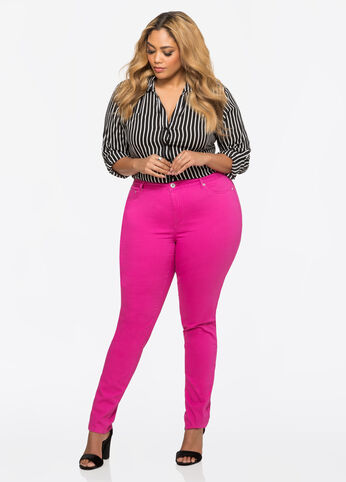 He Loves Me, He Loves Me Not Plus Size Outfit