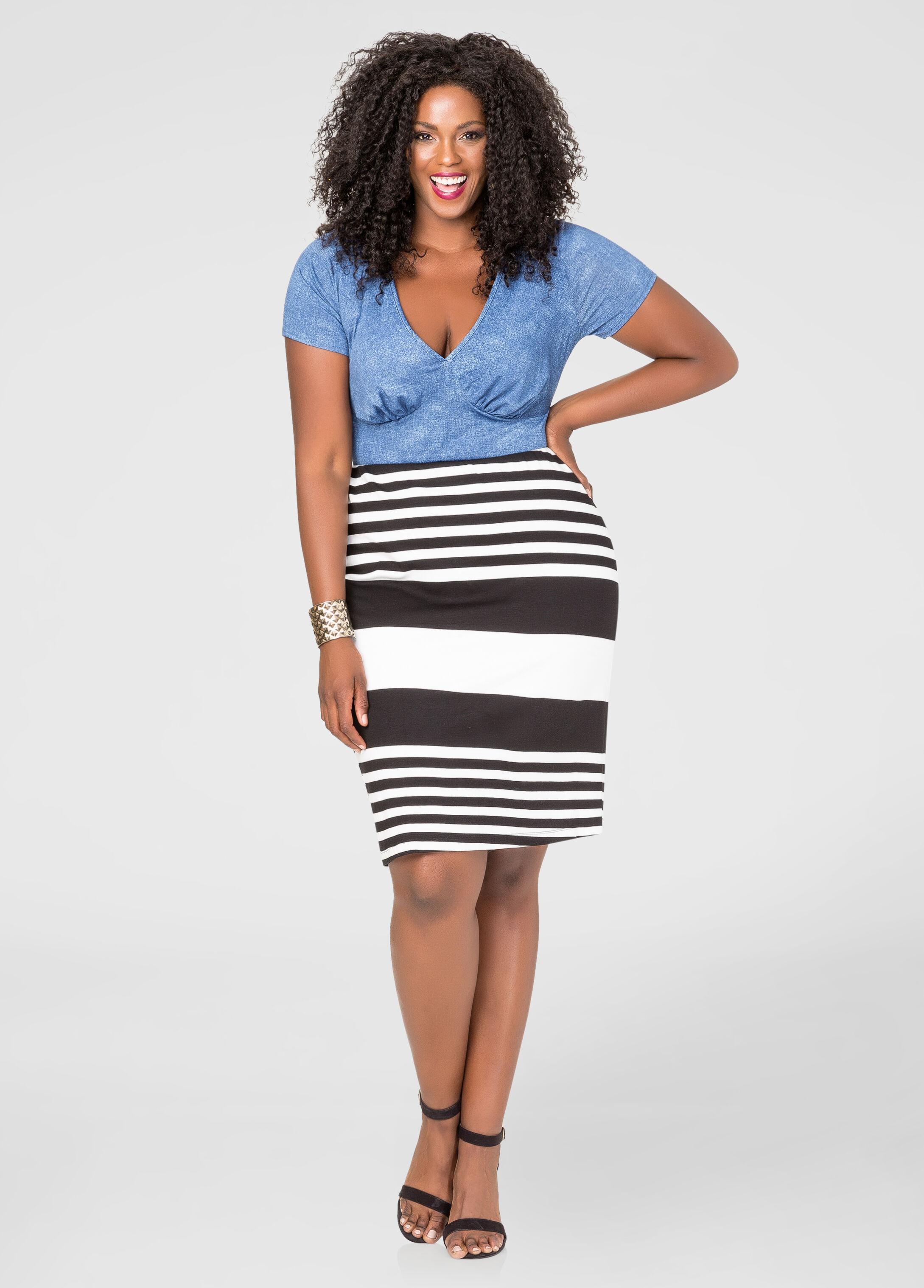 pics for gt pencil skirt plus size