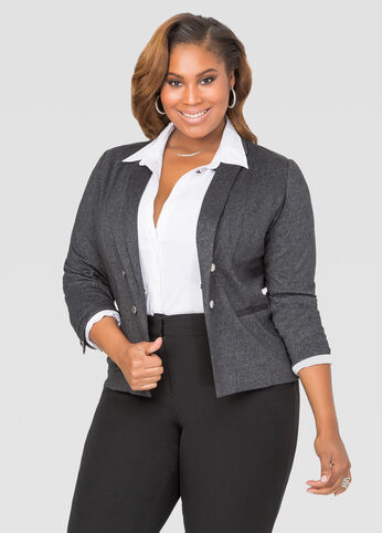 Shop Trendy Plus Size Women's Sale Styles, Jackets, Size ...