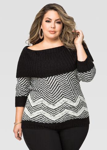 Cozy Marilyn Tunic Sweater