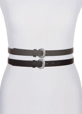Bling Buckle Belt