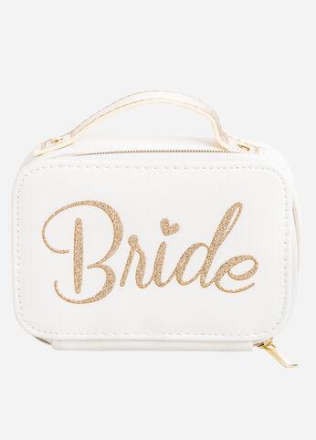 Bride Mini Jewelry Organizer