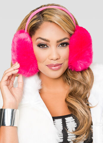 Cozy Fur Earmuffs