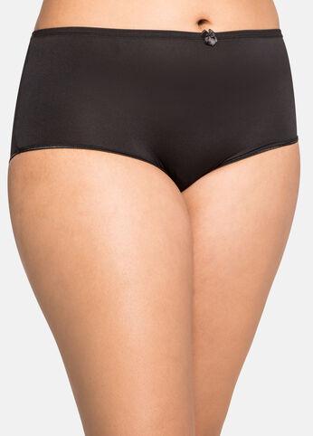 Microfiber Brief Panty