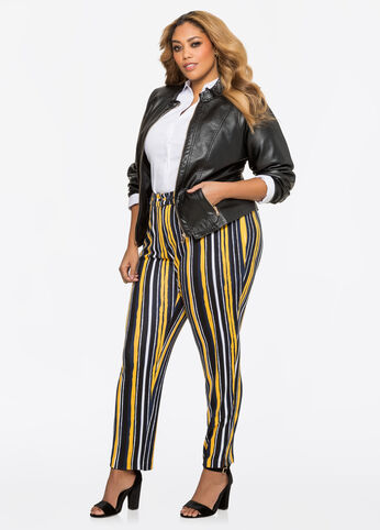 All Lined Up Plus Size Outfit