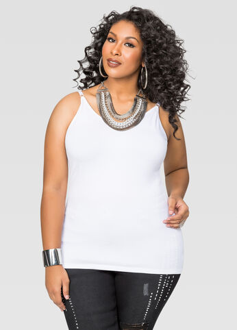 Solid Seamless Tank