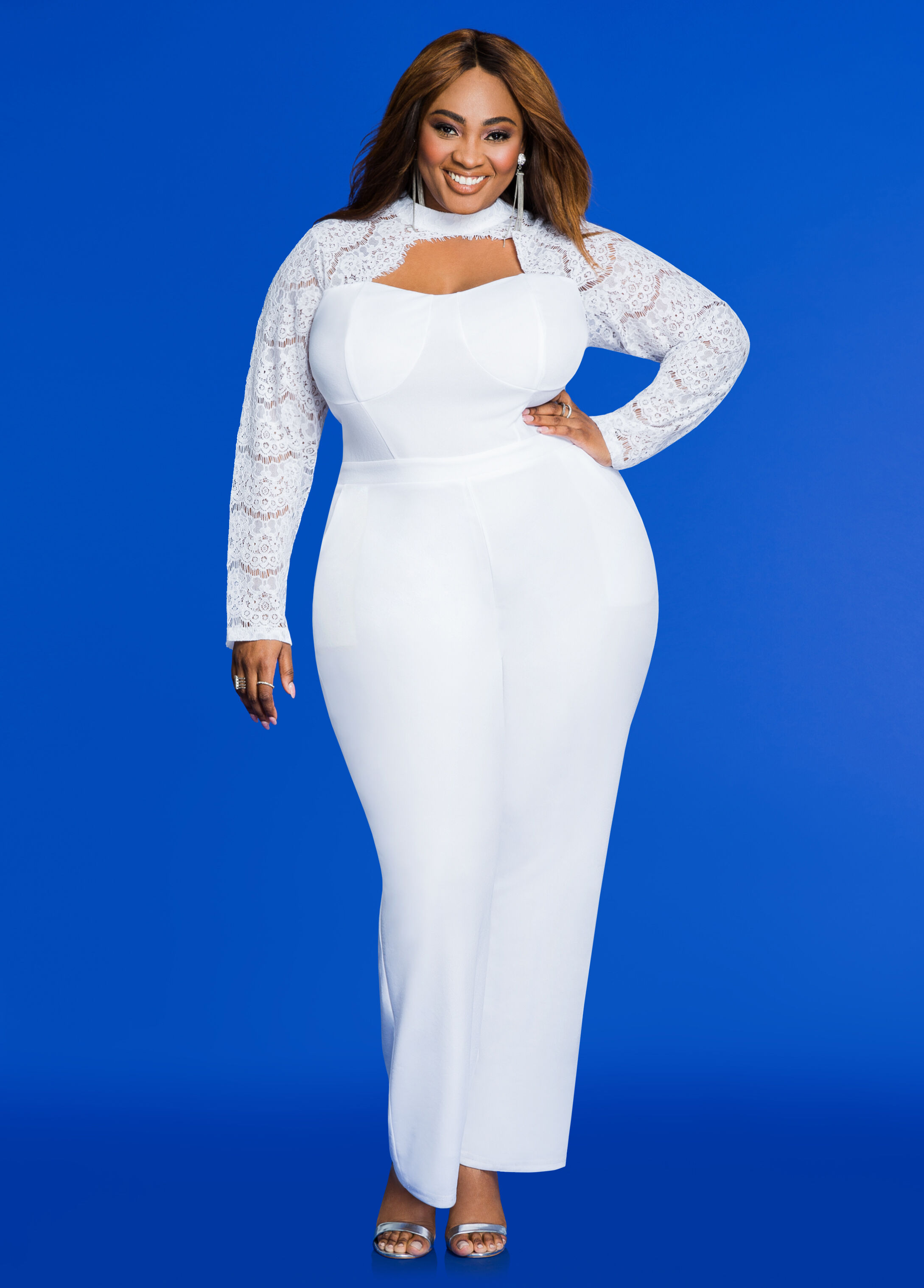 Dressy White Blouses Plus Size