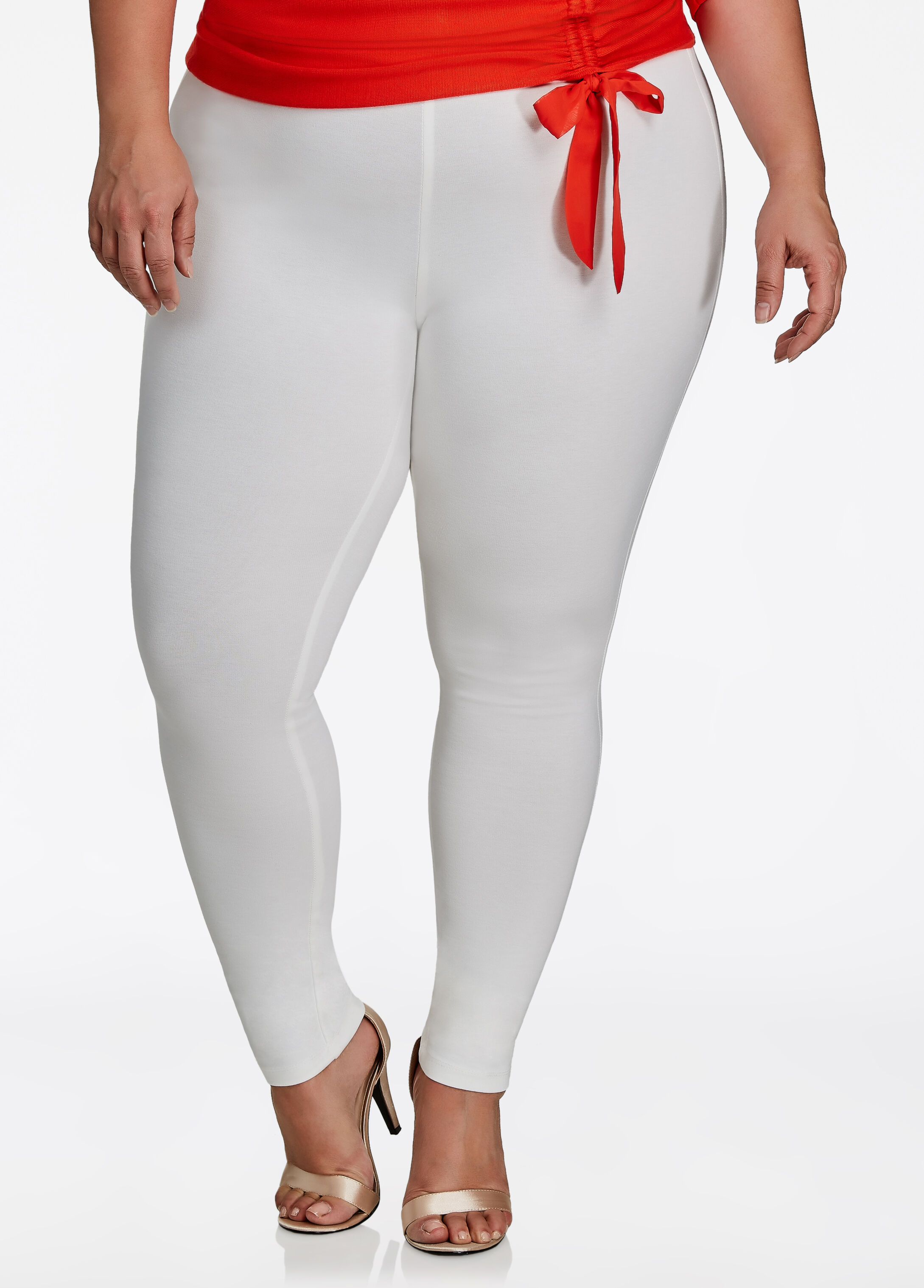Pull On Ponte Legging