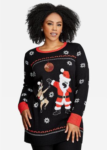 Buy Big Sweaters for Women - Ashley Stewart