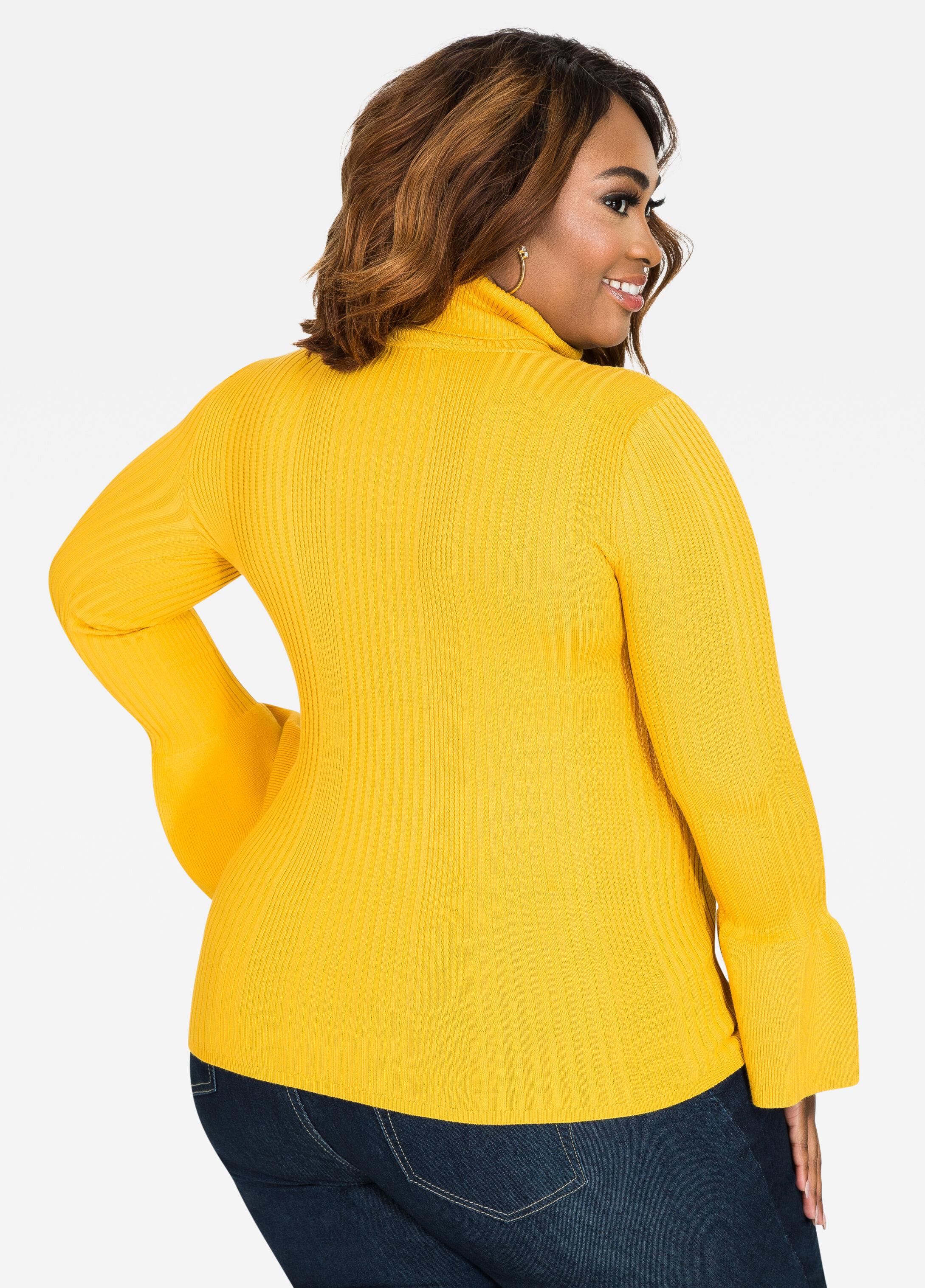 Womens Turtleneck Sweaters