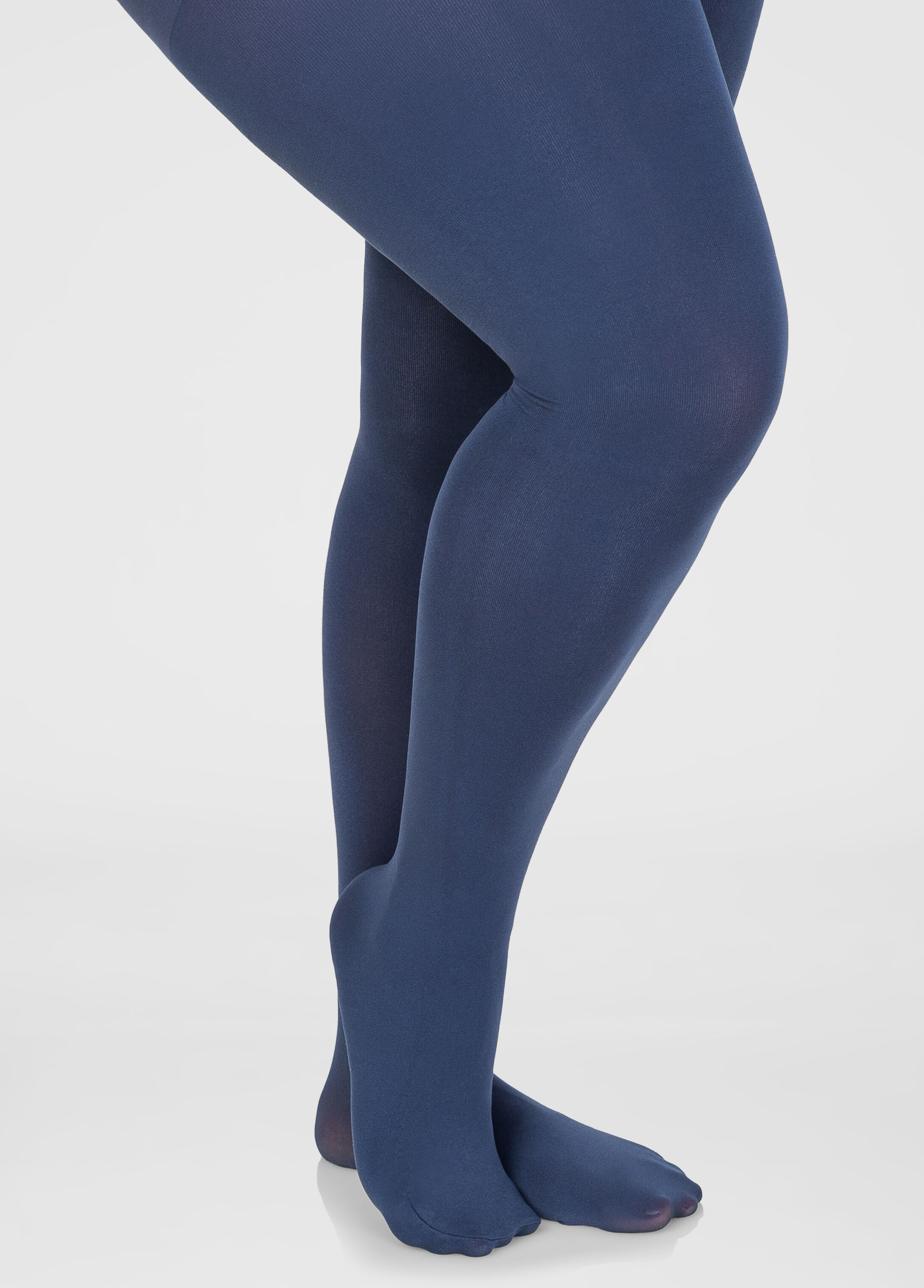 Opaque Tights Navy - Intimates