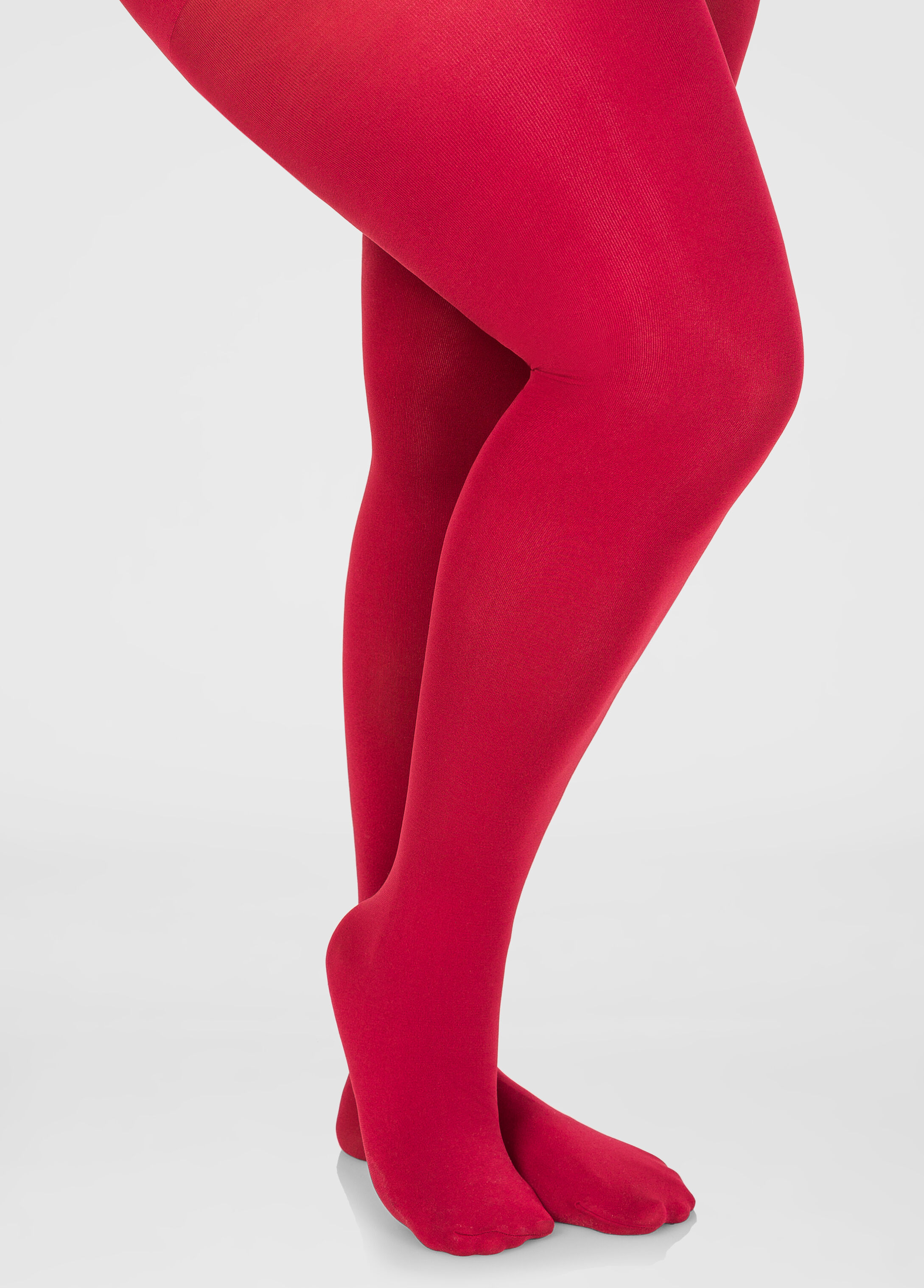 Opaque Tights Wine - Intimates