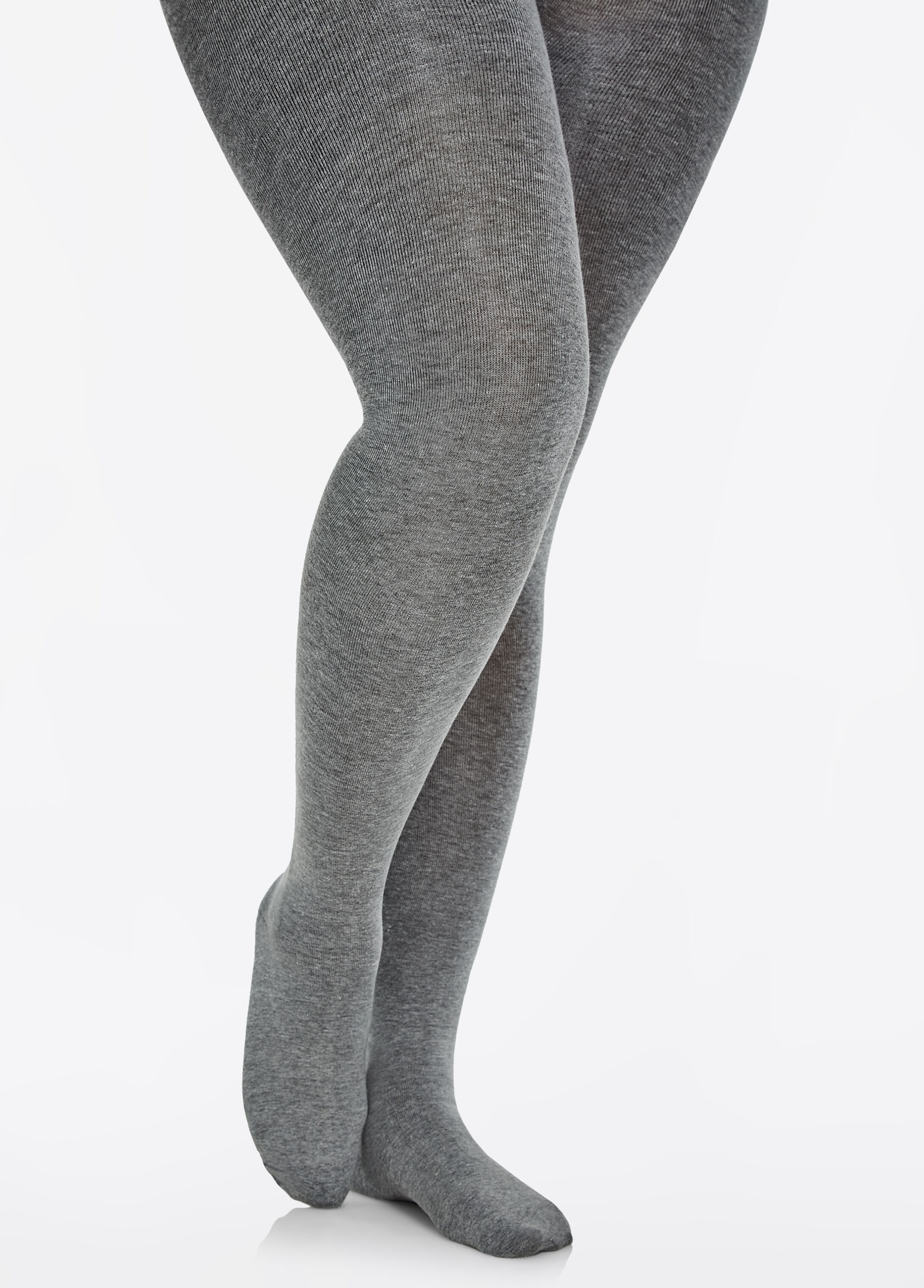 Flat Knit Sweater Tights