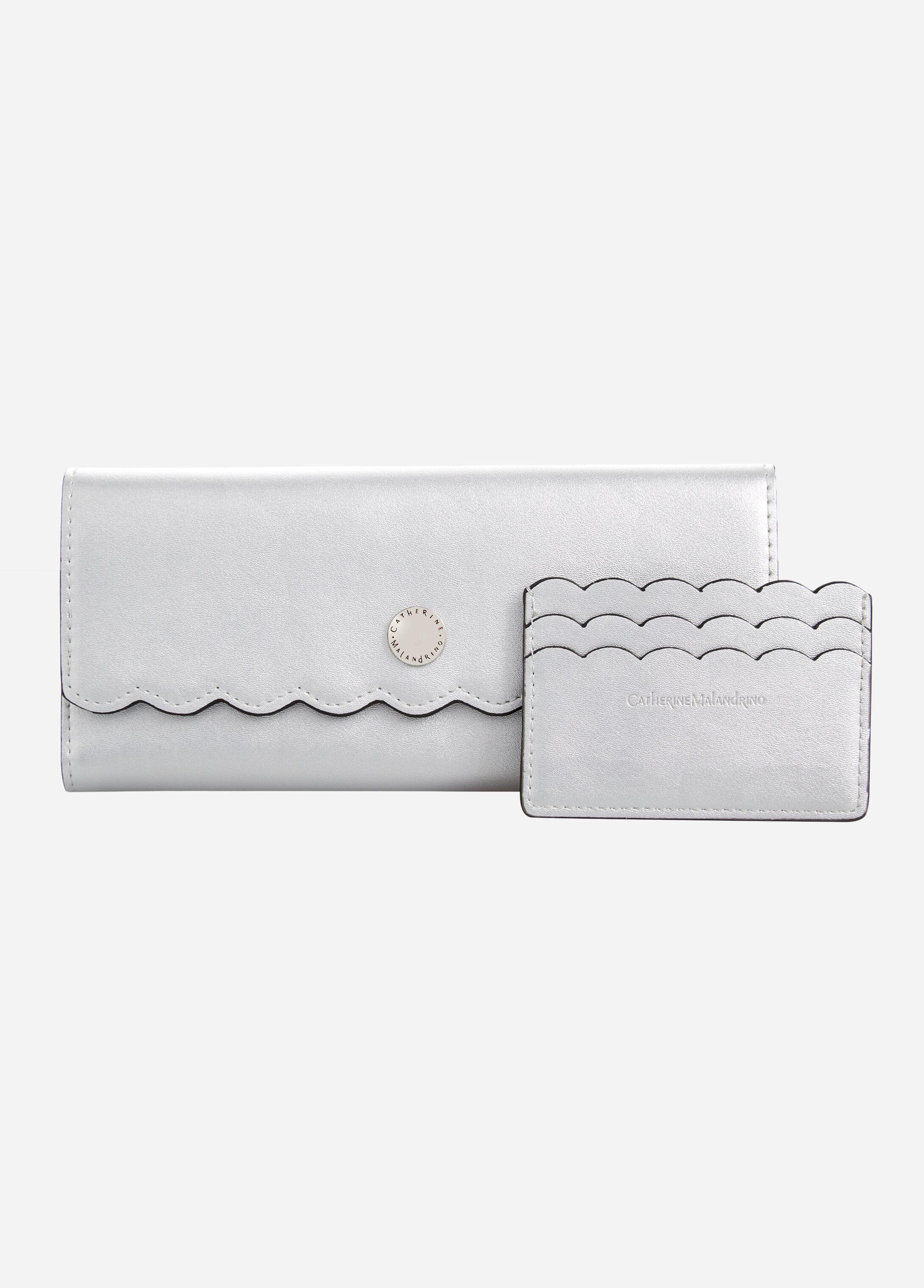 Catherine Malandrino Bailey Boxed Wallet Gift Set