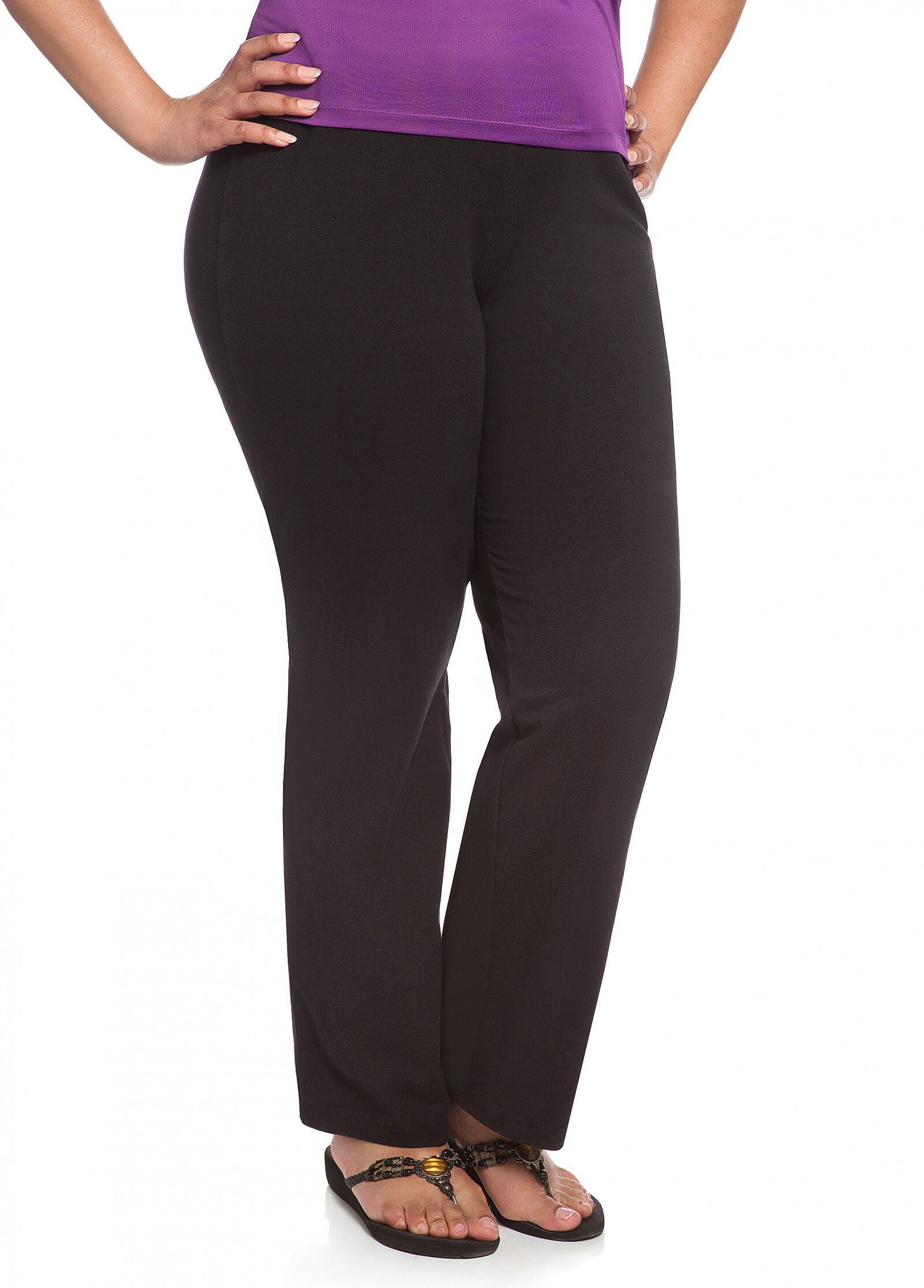 Solid Active Pant